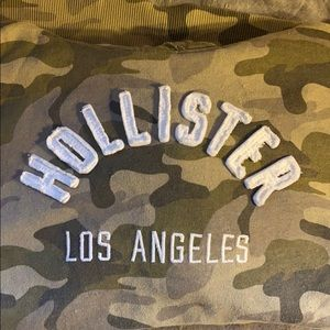 Camp Hollister Sweatshirt